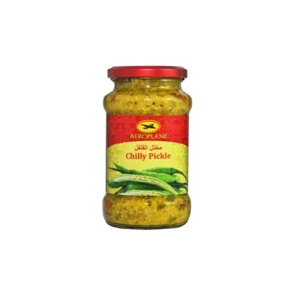 Picture of Aeroplane Chilli Pickle-400GM*12