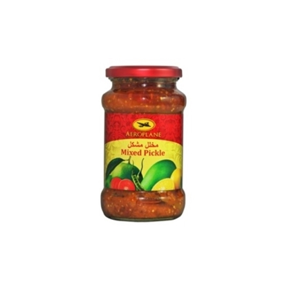 Picture of Aeroplane Mixed Pickle 400GM*12