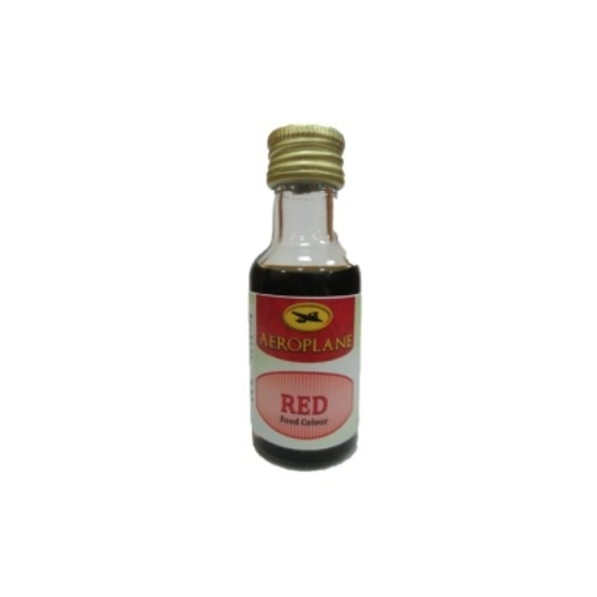 Picture of Aeroplane Food Colour- Red 28ml*12