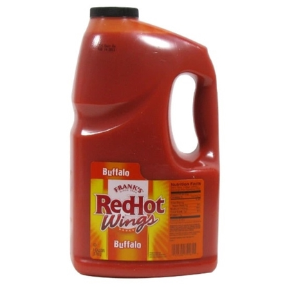 Picture of Frank's Red Hot Buffalo Wing Sauce - Gallon*4