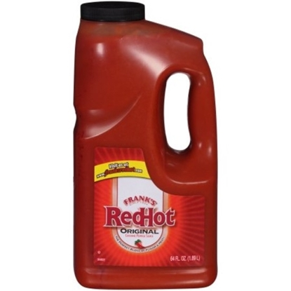 Picture of Frank's Red Hot Sauce-Gallon*4