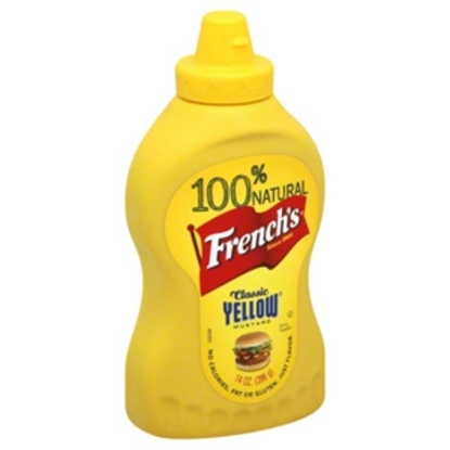 Picture of French's  Yellow Classic Mustard 396 G*16