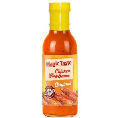 Picture of MagicTaste Chicken Wing Sauce Original-355ML*12