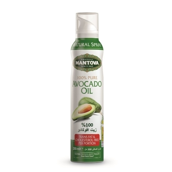 Picture of Mantova Avocado Oil Spray 200 ml