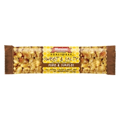 Picture of MARIANI Honey Bar Sweet & SaltY 30x40g