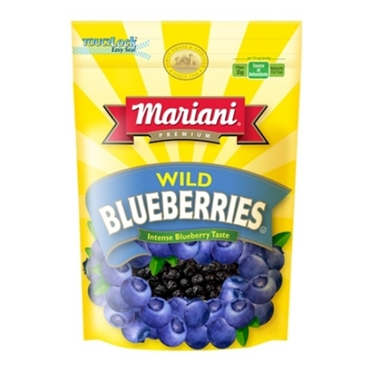 Picture of MARIANI Dried Fruit Wild Blueberries12x113g