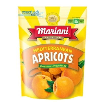 Picture of MARIANI Dried Fruit Mediterranian Apricots12x170g