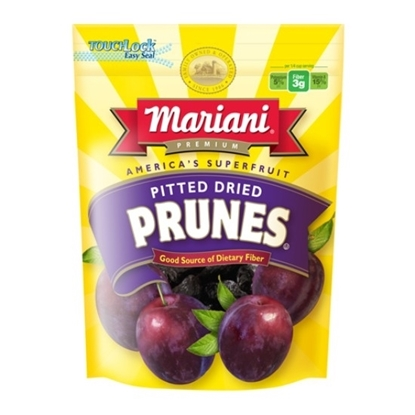 Picture of MARIANI PITTED PRUNES-198g*12