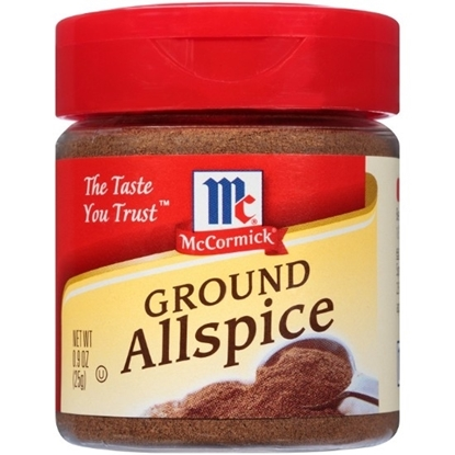 Picture of McCormic ALL SPICE GROUND-25gm*6