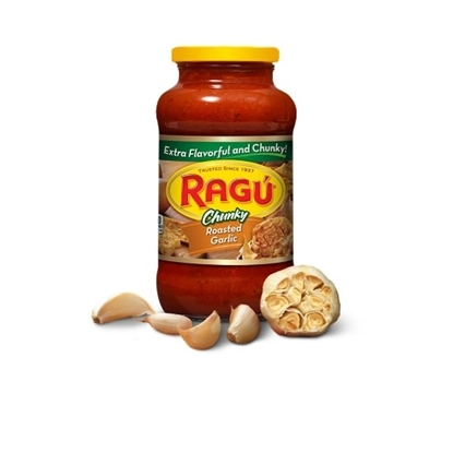Picture of Ragu Roasted Garlic 12/ 24 Oz