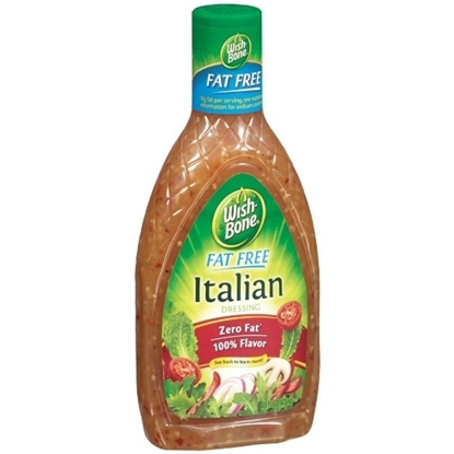 Picture of Wish-Bone Fat Free Italian Salad Dressing