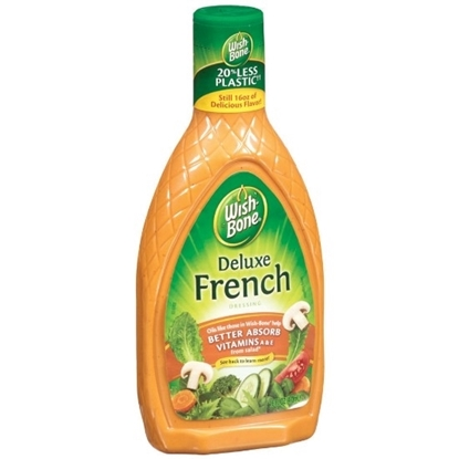 Picture of Wish-Bone Deluxe French Salad Dressing