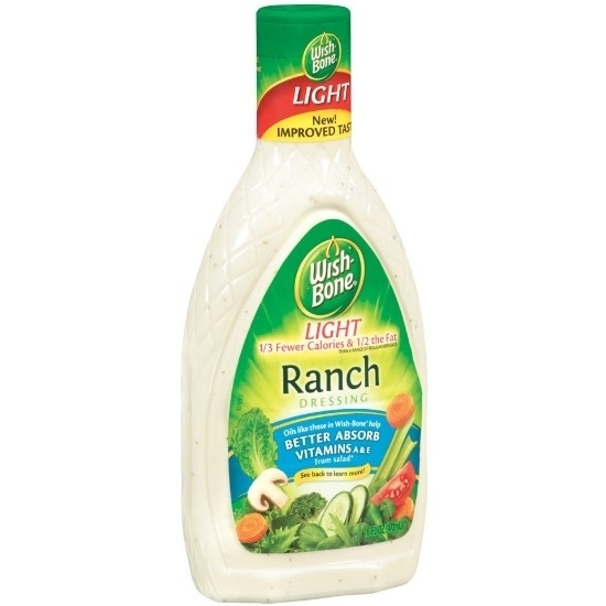 Picture of Wish-Bone Light Ranch Salad Dressing