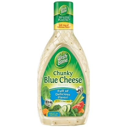 Picture of Wish Bone Chunky Blue Cheese Salad Dressing 6*444ML