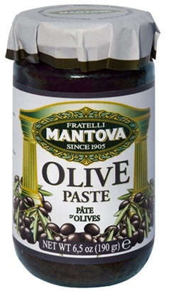 Picture of Mantova Olive Paste 190g*12