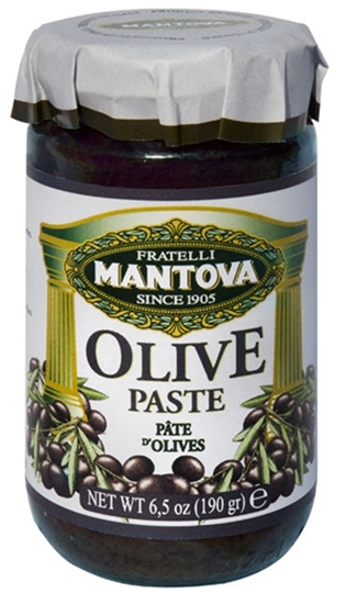 Picture of Mantova Olive Paste 190g*12