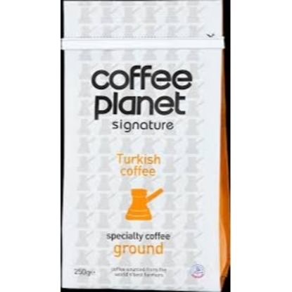 Picture of Coffee Planet Turkish Coffee - Pure