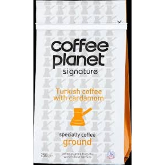 Picture of Coffee Planet Turkish Coffee with Cardamom