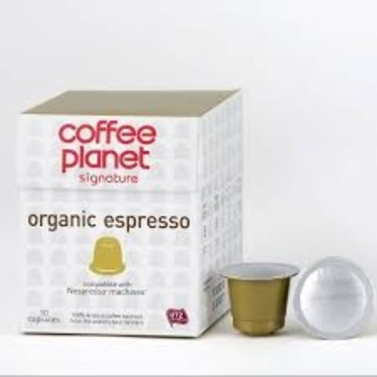Picture of Single Serve Nespresso compatible Capsule - ORGANIC ESPRESSO