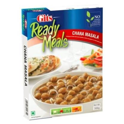 Picture of GITS Chana Masala READY MEAL 300G