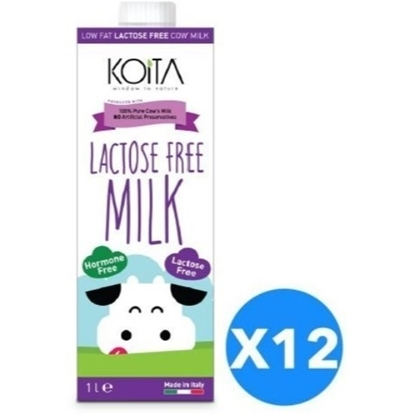 Picture of KOITA FOODS LACTOSE FREE (& HORMONE FREE) COW MILK  1000 ML