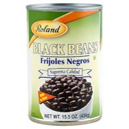 Picture of Roland Black Beans 439 gm