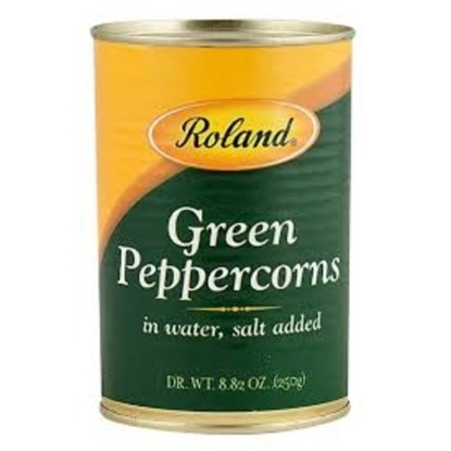 Picture of Roland Green Peppercorns in Water