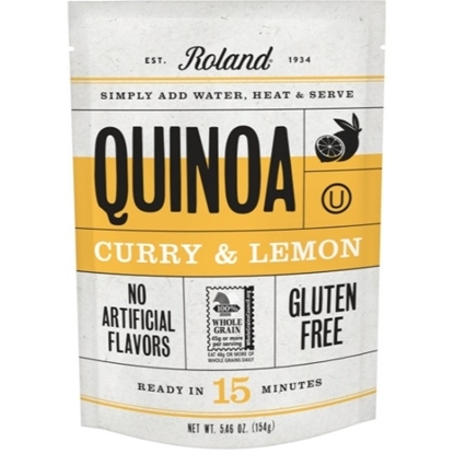 Picture of Roland Lemon Curry Quinoa