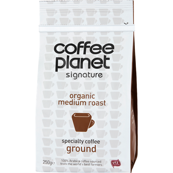 Picture of Coffee Planet Certified Organic