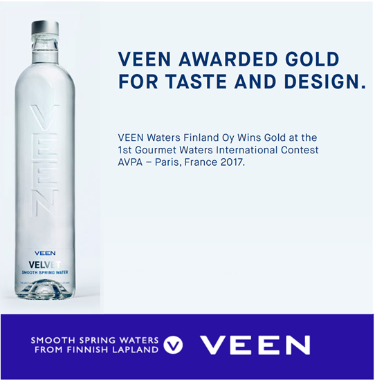 Picture of Veen Velvet Water 660 ML