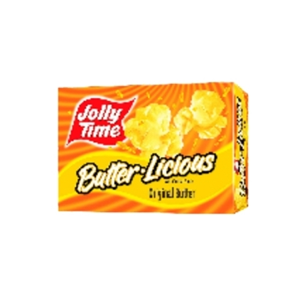 Picture of Jolly Time Butter Licious  Microwave-300gm*12