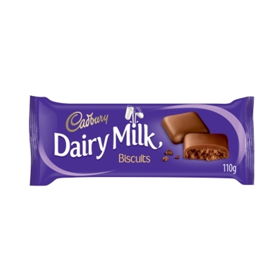 Picture of Cadbury Dairy Milk Biscuit-110g*12