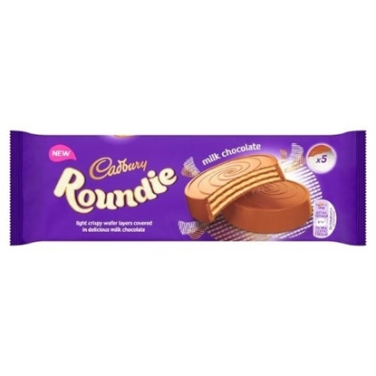 Picture of Cadbury Roundies milk