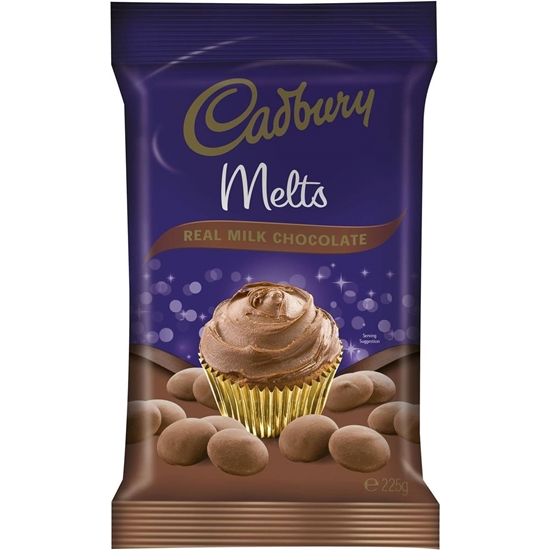 Picture of Cadbury  melts chocolate