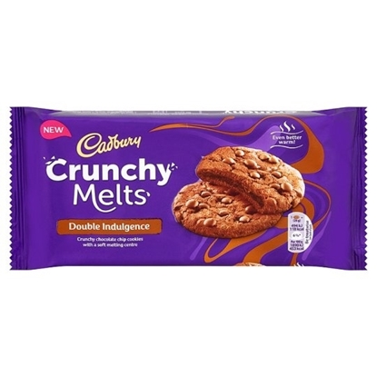 Picture of Cadbury  melts double chocolate