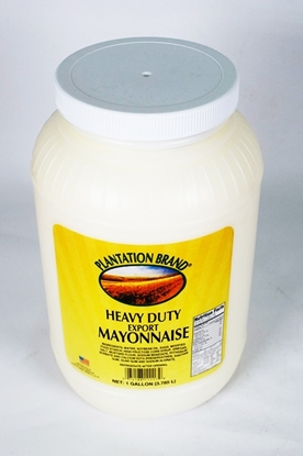 Picture of sysco MAYONNAISE HEAVY DUTY EXPRT SA *4 ( 3.785 KG * 4 Bottle )