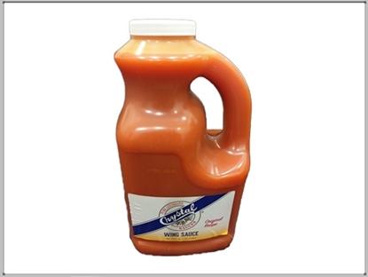 Picture of Crystal Sauce Wing Orignal SA *4 4 BY SYSCO    ( 4 Gallon *  3.785 Liter )