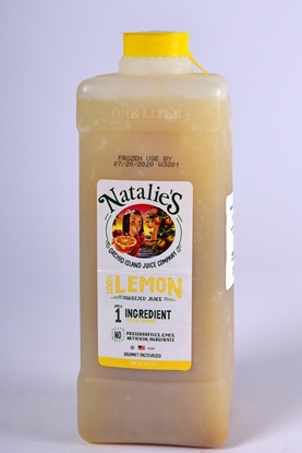 Picture of Nathalie's juice Frozen Pure Lemon 1L