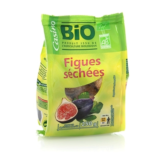 Picture of FIGUES SECHEES BIO 250G
