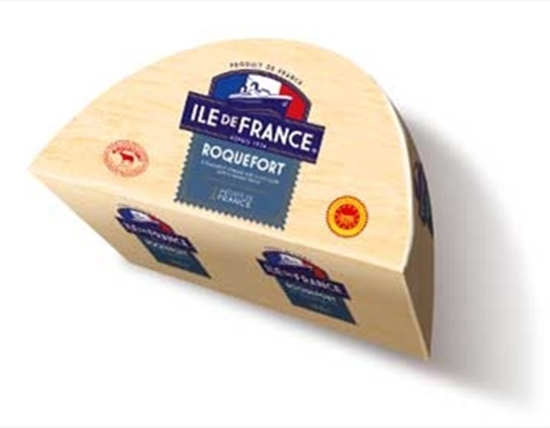 Picture of Bongrain Ile De France Roquefort