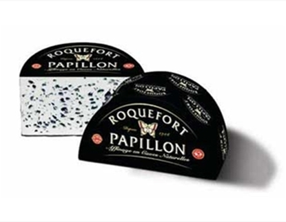 Picture of Bongrain Papillon Roquefort Black
