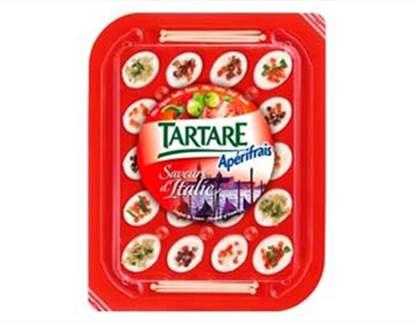 Picture of Tartare Aperifrais Italie Multil Ll