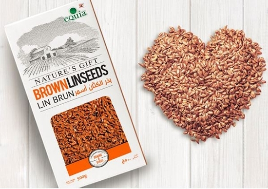 Picture of Brown linseed 500g