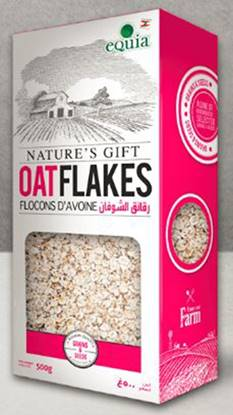 Picture of EQUIA Oat flakes 500g