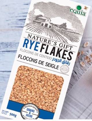 Picture of EQUIA Rye flakes 500g