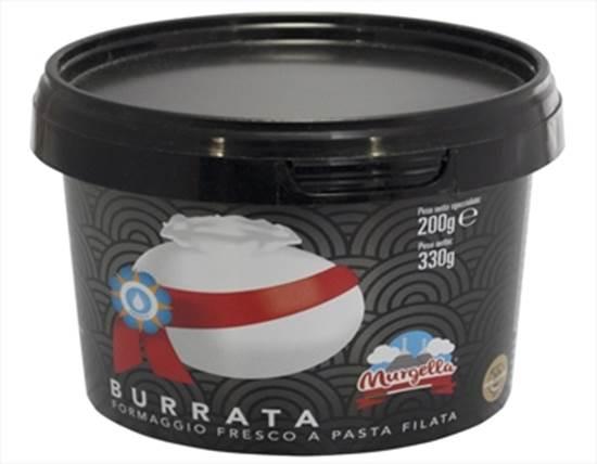 Picture of BURRATA  VASCHETTA / TRAY 150 GM