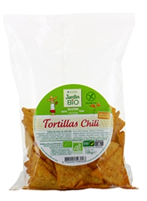 Picture of TORTILLAS CHILI