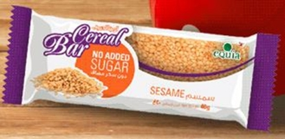 Picture of Cereal Bar Sesame No added suger
