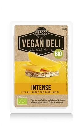 Picture of FIT-FOOD ORGANIC VEGAN SANDWICH FILLING CHEESE FLAVOR SMOKED
