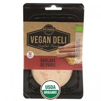 Picture of FIT-FOOD ORGANIC VEGAN SANDWICH FILLING ROULADE DE PARIS